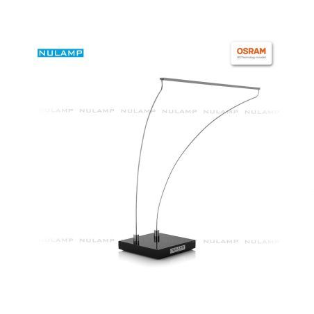 Lampa biurkowa LED NULAMP B  BLACK 8,3W, 790lm, 3000K, Ra80