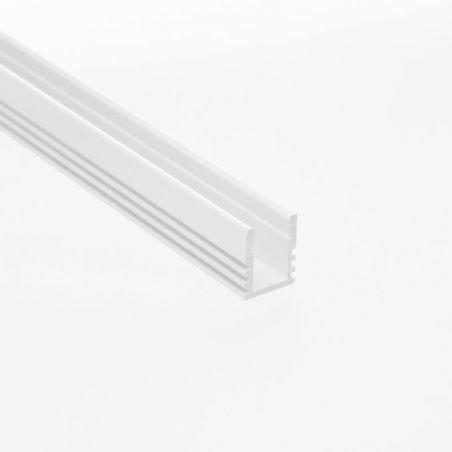Profil aluminiowy LED PDS 4 - ALU lakierowany na kolor biały 1m