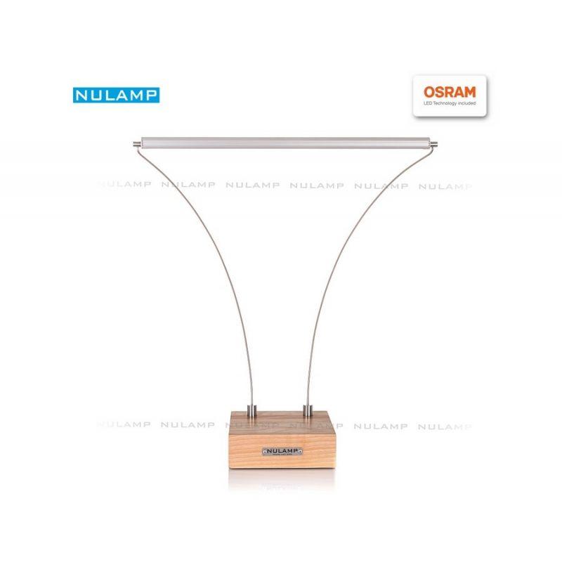 Lampa biurkowa LED NULAMP B JESION 40, 8,3W, 790lm, 3000K, Ra80