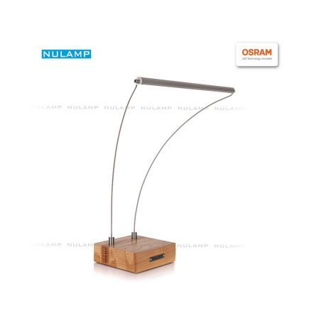 Lampa biurkowa LED NULAMP B JESION 8,3W, 790lm, 3000K, Ra80