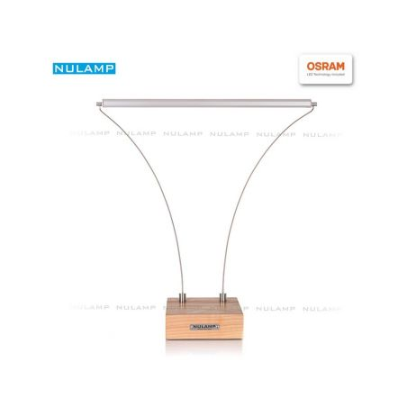 Lampa biurkowa LED NULAMP B JESION 8,3W, 900lm, 5000K, Ra80