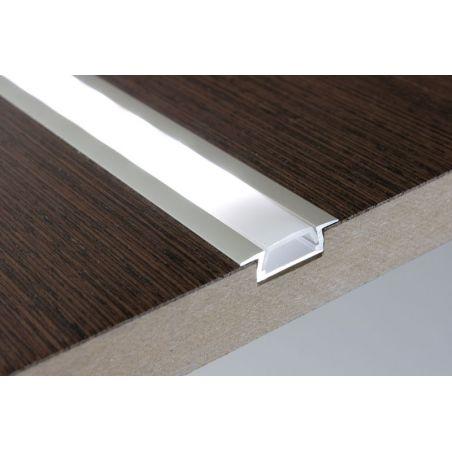 Profil LED aluminiowy MICRO - K anodowany 1m