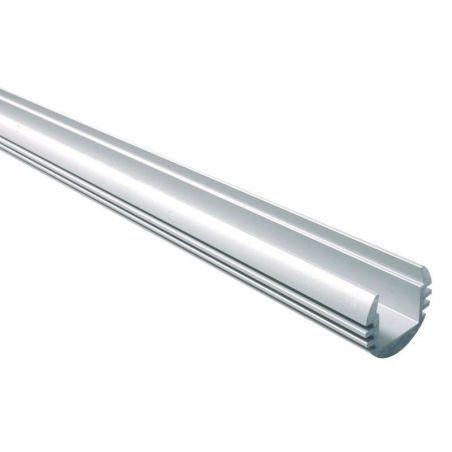 Profil aluminiowy LED PDS-O anodowany  1m