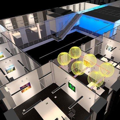 Jak określić odpowiednią ilość światła dla danego pomieszczenia?